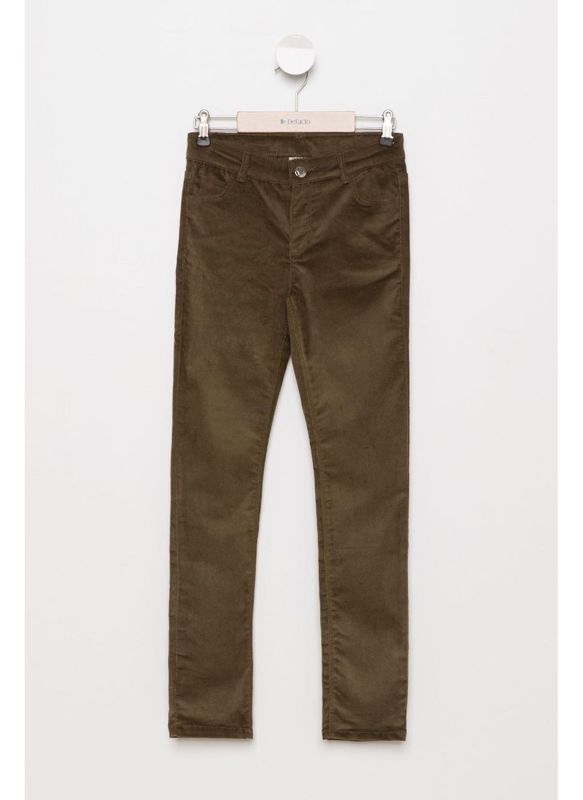 Defacto Kadife 5 Cep Pantolon H3784a617wnkh196 Kadife 5 Cep Pantolon – 24.99 TL